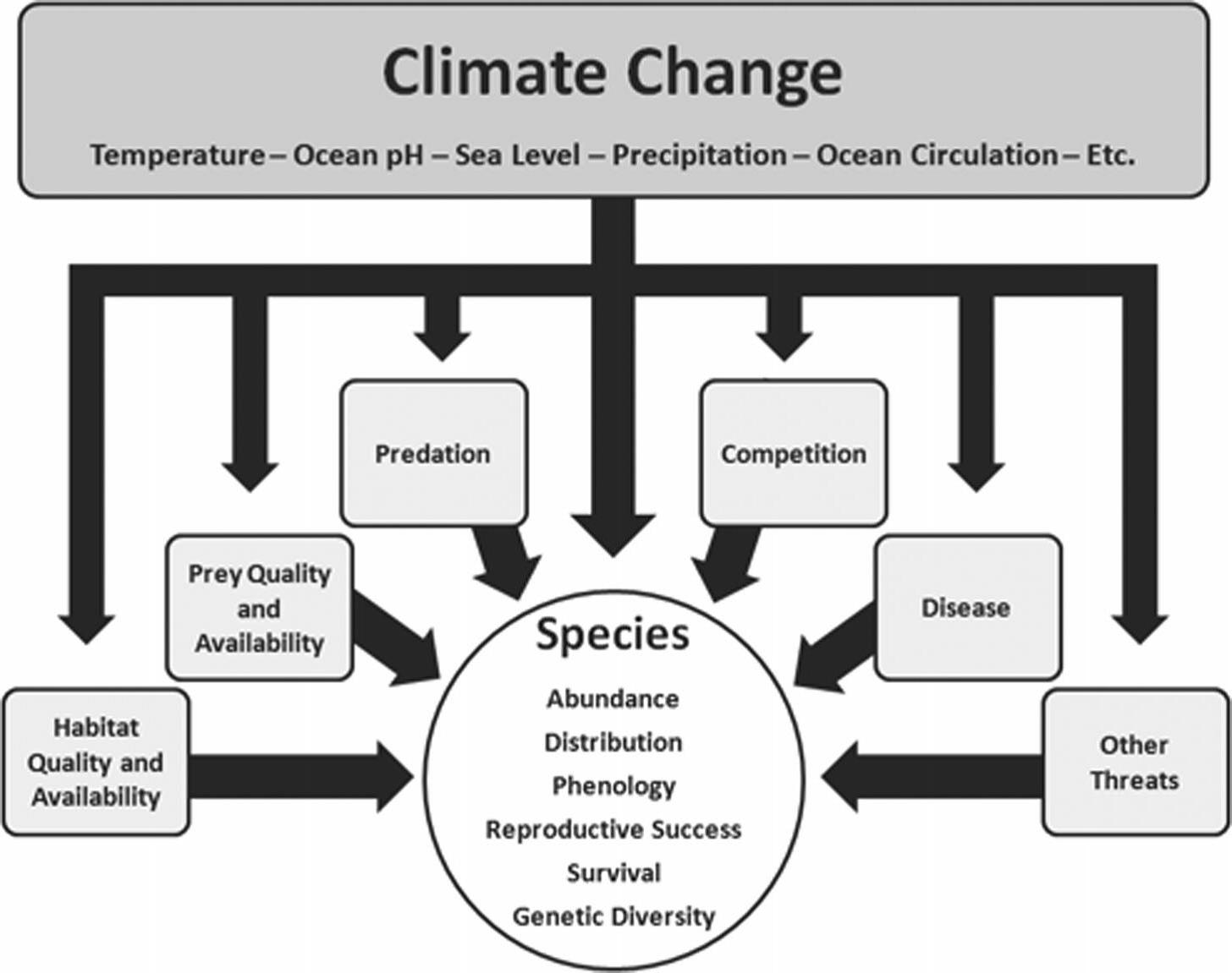 climates and climate related factors essay The national climate assessment summarizes the impacts of climate change on the united states,  all flood types are affected by climate-related factors,.