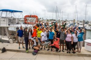 Thank you MAST Academy for joining us for a day of shark tagging!